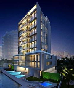 high rise condominium builder